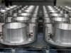 CNC machining motor mounts for Edubot