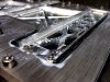 CNC machining Edubot frame
