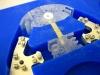 Final stage of manufacturing robotrikke frame