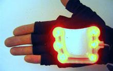 Traffic Safety Glove
