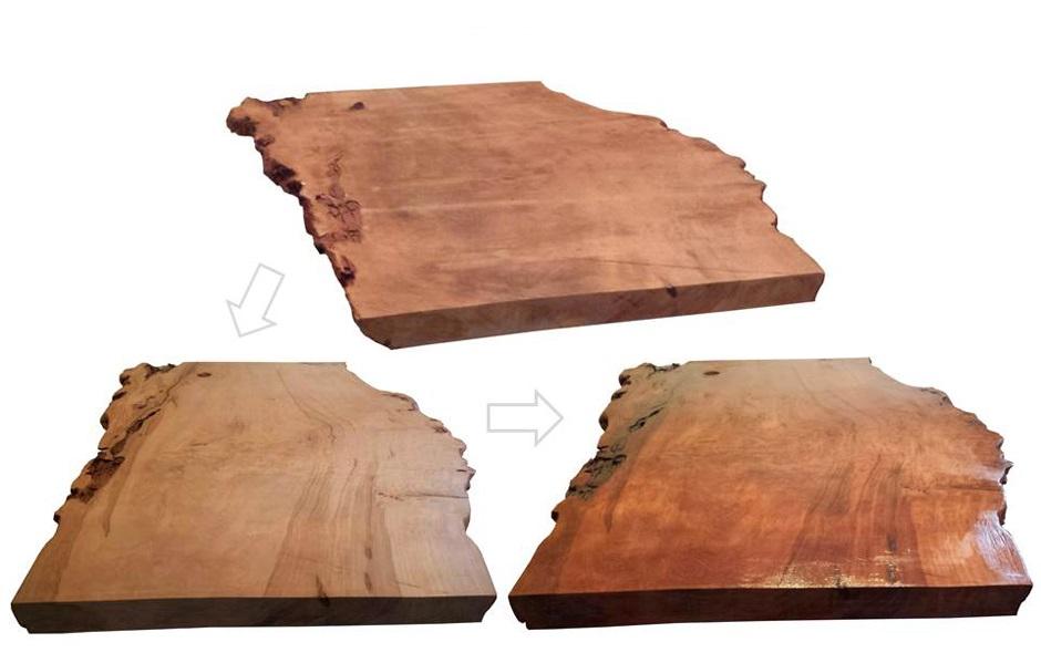 slabs at different stages sized II