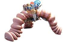 Explosive Jumping Soft Robot